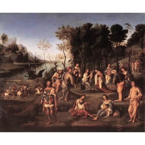 Court of Isabella d'Este