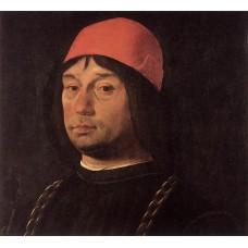 Portrait of Giovanni Bentivoglio