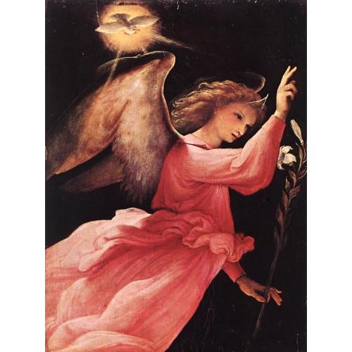 Angel Annunciating