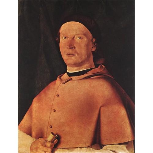 Bishop Bernardo de' Rossi