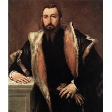 Portrait of Febo da Brescia
