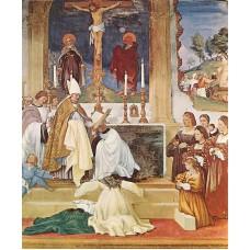 Vestiture of St Bridget