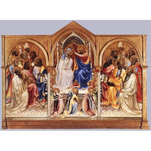Coronation of the Virgin and Adoring Saints