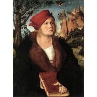 Portrait of Dr Johannes Cuspinian