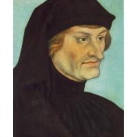 Portrait of Johannes Geiler von Kaysersberg