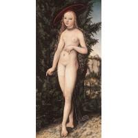 Venus Standing in a Landscape