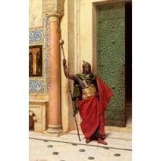A Nubian Guard