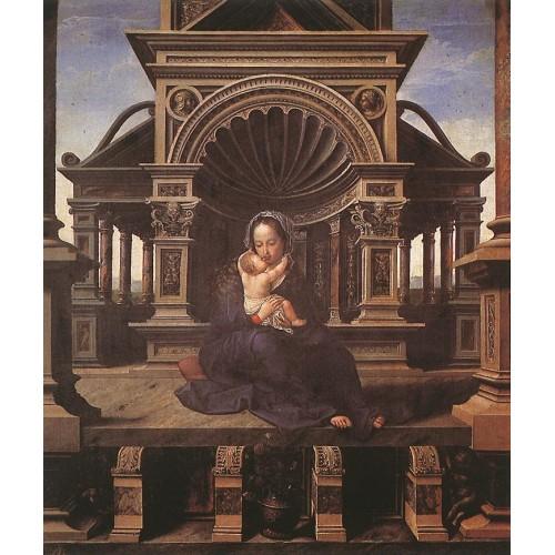 Virgin of Louvain