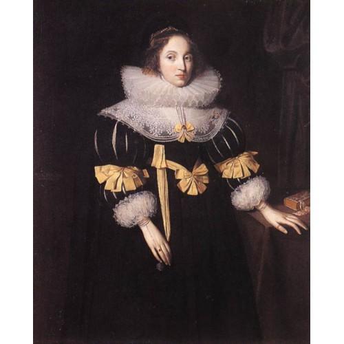 Portrait of Lady Anne Ruhout