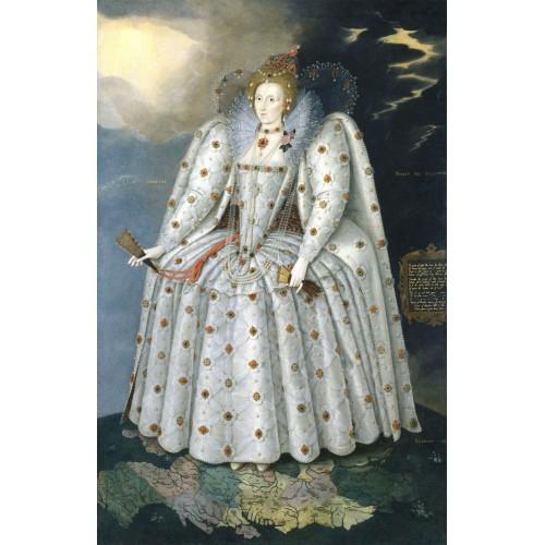 Portrait of Queen Elisabeth I