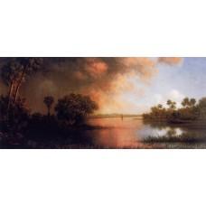 Florida River Scene