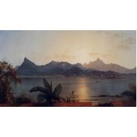 Sunset Harbor at Rio