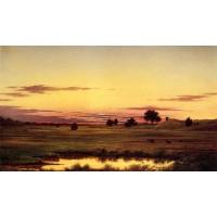 Sunset Rhode Island