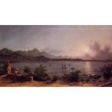 The Harbor at Rio de Janeiro