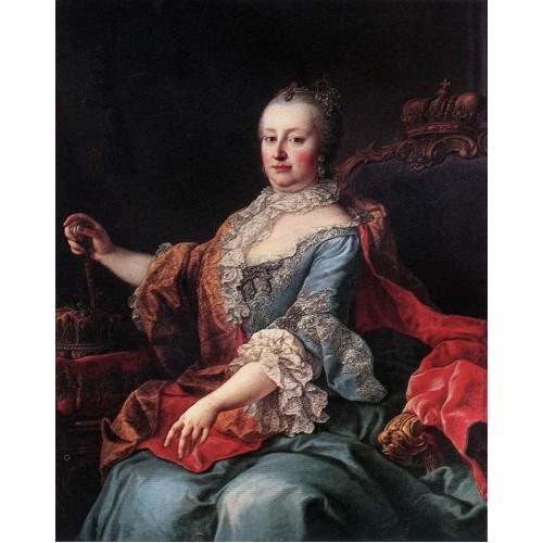 Queen Maria Theresia 1