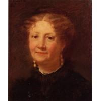 Portrait of Madame Cordier