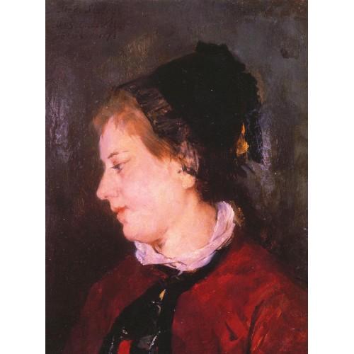 Portrait of Madame Sisley