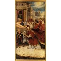 Establishment of the Santa Maria Maggiore in Rome