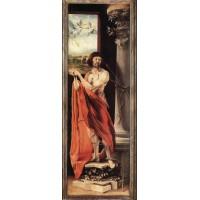 Isenheim Altarpiece St Sebastian