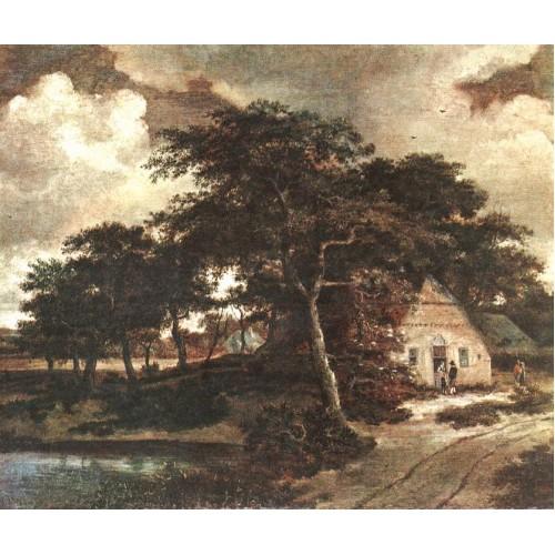 Landscape with a Hut