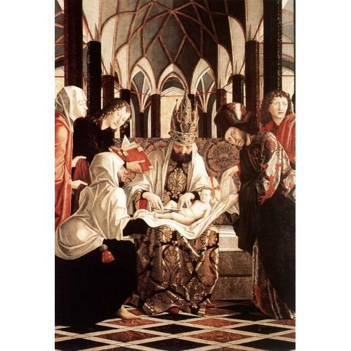 St Wolfgang Altarpiece Circumcision