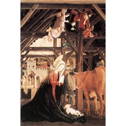 St Wolfgang Altarpiece Nativity