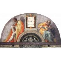 Ancestors of Christ Asa Jehoshaphat Joram