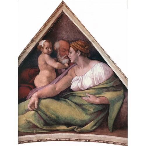 Ancestors of Christ Figures 4