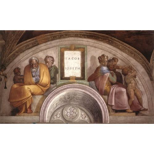 Ancestors of Christ Jacob Joseph