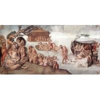 Genesis 8 The Deluge