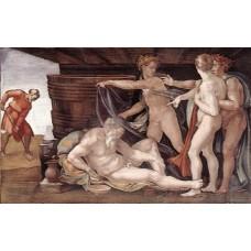 Genesis 9 Drunkenness of Noah