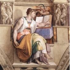 Sibyls The Erythraean Sibyl