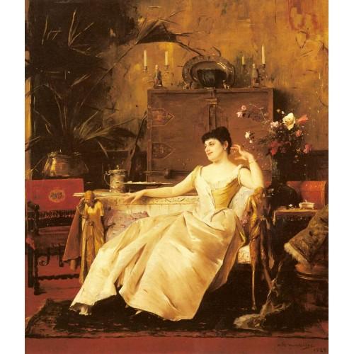 A Portrait of the Princess Soutzo
