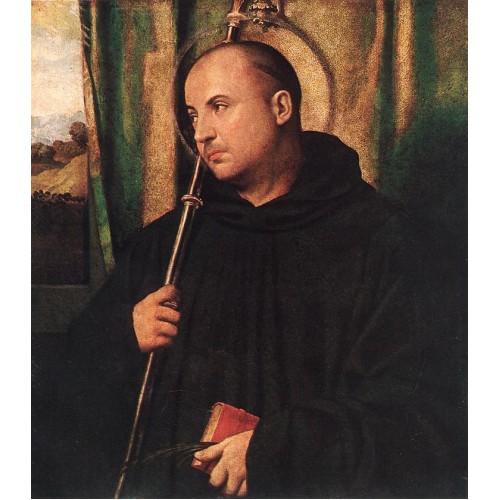 A Saint Monk