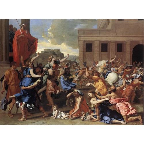 The Rape of the Sabine Women 1