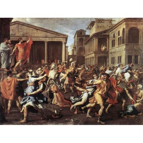 The Rape of the Sabine Women 2