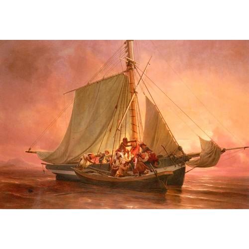 The Pirates' Attack