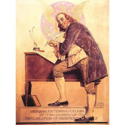 Ben Franklin's Sesquicentennial