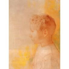 Portrait of the Son of Robert de Comecy