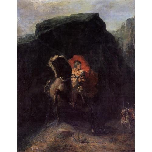 Roland at Roncevaux