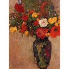 Vase of Flowers 12