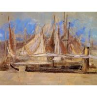 Yachts at Royan