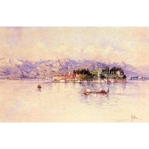 Boating on Lago Maggiore