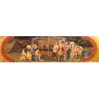Adoration of the Magi (Quarate predella)