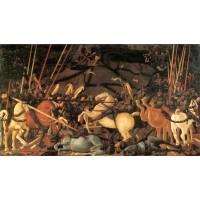 Battle of San Romano Bernardino della Ciarda