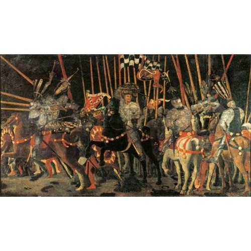 Battle of San Romano Micheletto da Cotignola