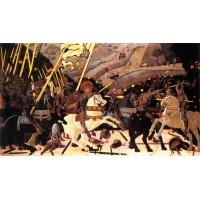 Battle of San Romano Niccolo da Tolentino