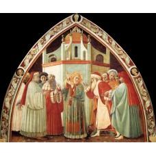 Disputation of St Stephen