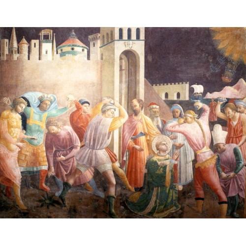 Stoning of St Stephen