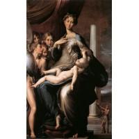 Madonna dal Collo Lungo